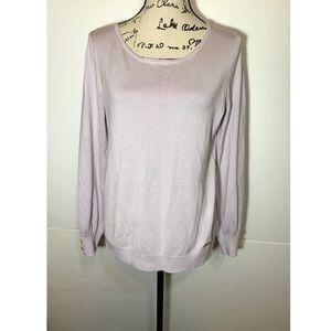 Ellen Tracy Pullover Sweater Long-Sleeve